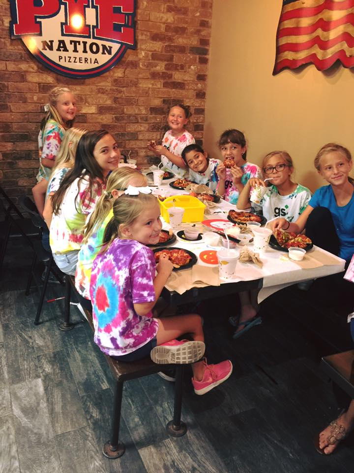 Pie Making for Kids at Pie Nation Pizzeria 2