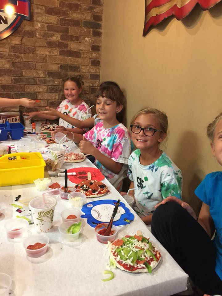 Pie Making for Kids at Pie Nation Pizzeria
