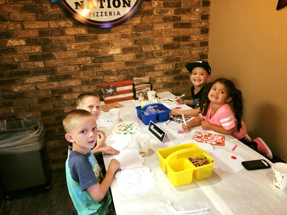 Pie Making for Kids at Pie Nation Pizzeria 4